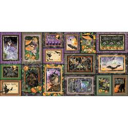 Graphic45 Midnight Tales Ephemera -leikekuvat