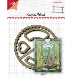 Joy! crafts Surprise Wheel -stanssi