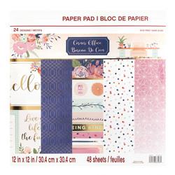 Craft Smart paperipakkaus Corner Office, 12