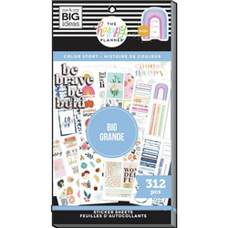 Mambi Happy Planner Value Pack -tarrapakkaus Color Story 1 BIG