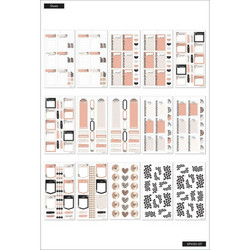 Mambi Happy Planner Value Pack -tarrapakkaus Wild Styled