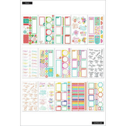 Mambi Happy Planner Value Pack -tarrapakkaus Hooray Seasons