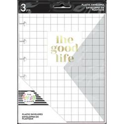 Mambi Classic Plastic Envelopes, taskut, Good Life