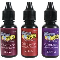 TCW & Ken Oliver ColorSparx Powders -jauheet, Berry Punch