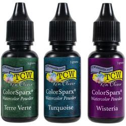 TCW & Ken Oliver ColorSparx Powders -jauheet, Alpine
