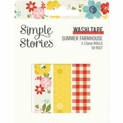 Simple Stories Summer Farmhouse washiteipit