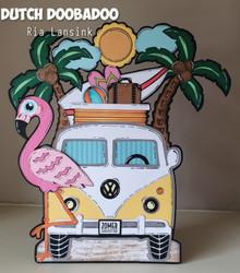 Dutch Doobadoo Volkswagen -sapluuna