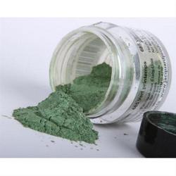 Jacquard Pearl Ex -pigmenttijauhe, sävy Spring Green