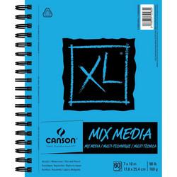Canson XL Spiral Mix Media -lehtiö, 7