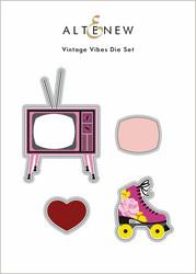 Altenew Vintage Vibes -stanssi