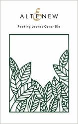 Altenew Peeking Leaves Cover -stanssi