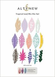 Altenew Tropical Leaf Mix -stanssi