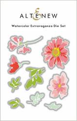 Altenew Watercolor Extravaganza -stanssi