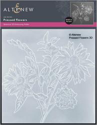 Altenew 3D kohokuviointikansio Pressed Flowers