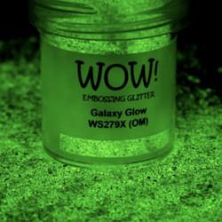 Wow! Galaxy Glow -kohojauhe, (OM), sävy pimeässä loistava
