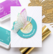 Pinkfresh Studio Hot Foil -kuviolevy Butterflies