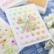 Pinkfresh Studio sapluunasetti Sweet Friend Floral, A2