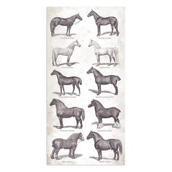Stamperia paperipakkaus Romantic Horses, 6