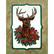 Stampendous leimasin Adorned Deer