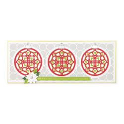 Spellbinders stanssisetti Circle Kaleidoscope