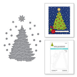 Spellbinders stanssisetti O Christmas Tree