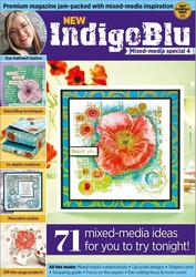 IndigoBlu Mixed Media Magazine Box Kit 4