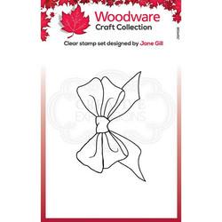 Woodware leimasin Mini Big Bow