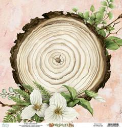 Mintay skräppipaperi Woodland 04