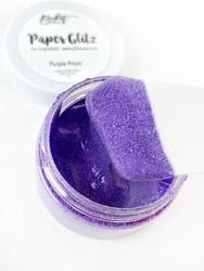 Picket Fence Paper Glitz, sävy Purple Prism