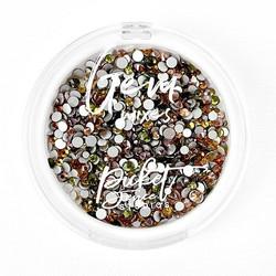 Picket Fence Gem Mixes - Autumn Leaves -koristeet