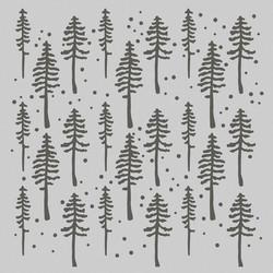 Simple Stories sapluuna Rustic Trees
