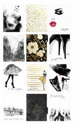 Paper House kalenteri, päiväämätön, Perfectly Imperfect