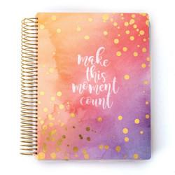 Paper House kalenteri, päiväämätön, 18 kk, Make This Moment Count