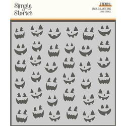 Simple Stories sapluuna Jack-O-Lanterns