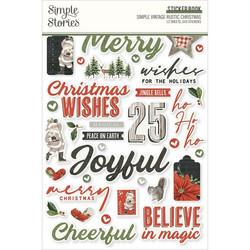 Simple Stories tarrakirja Simple Vintage Rustic Christmas