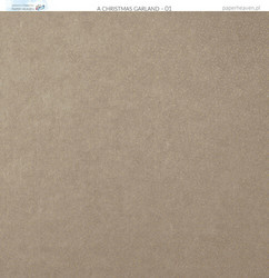 Paper Heaven skräppipaperi Christmas Garland 01