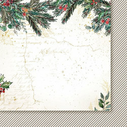 Paper Heaven skräppipaperi Christmas Garland 05