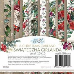 Paper Heaven paperipakkaus Christmas Garland