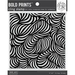 Hero Arts leimasin Swirl Bold Prints