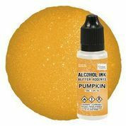 Couture Creations Glitter Accents alkoholimuste, sävy Pumpkin