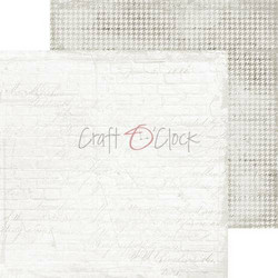 Craft O'clock paperipakkaus Light Gray Mood, 8