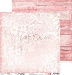 Craft O'clock skräppipaperi Pink Mood 03
