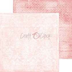 Craft O'clock paperipakkaus Pink Mood