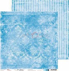 Craft O'clock skräppipaperi Blue Mood 04
