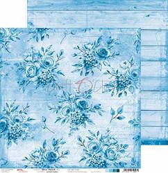 Craft O'clock skräppipaperi Blue Mood 05