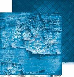 Craft O'clock skräppipaperi Blue Mood 06