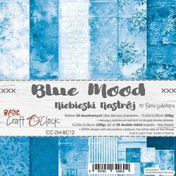 Craft O'clock paperipakkaus Blue Mood