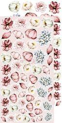 Craft O'clock paperipakkaus Flower Fiesta, Extras To Cut