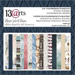 13@rts paperipakkaus Home Sweet Home, 12