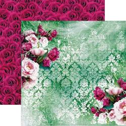 13@rts skräppipaperi Carmen, Field of Roses